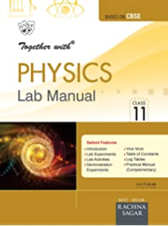 Amazon in: Buy Together With Chemistry Lab Manual Class 11 Book