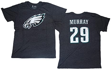 16a87867 Amazon.com : DeMarco Murray Philadelphia Eagles Mens Grey Jersey Tri ...