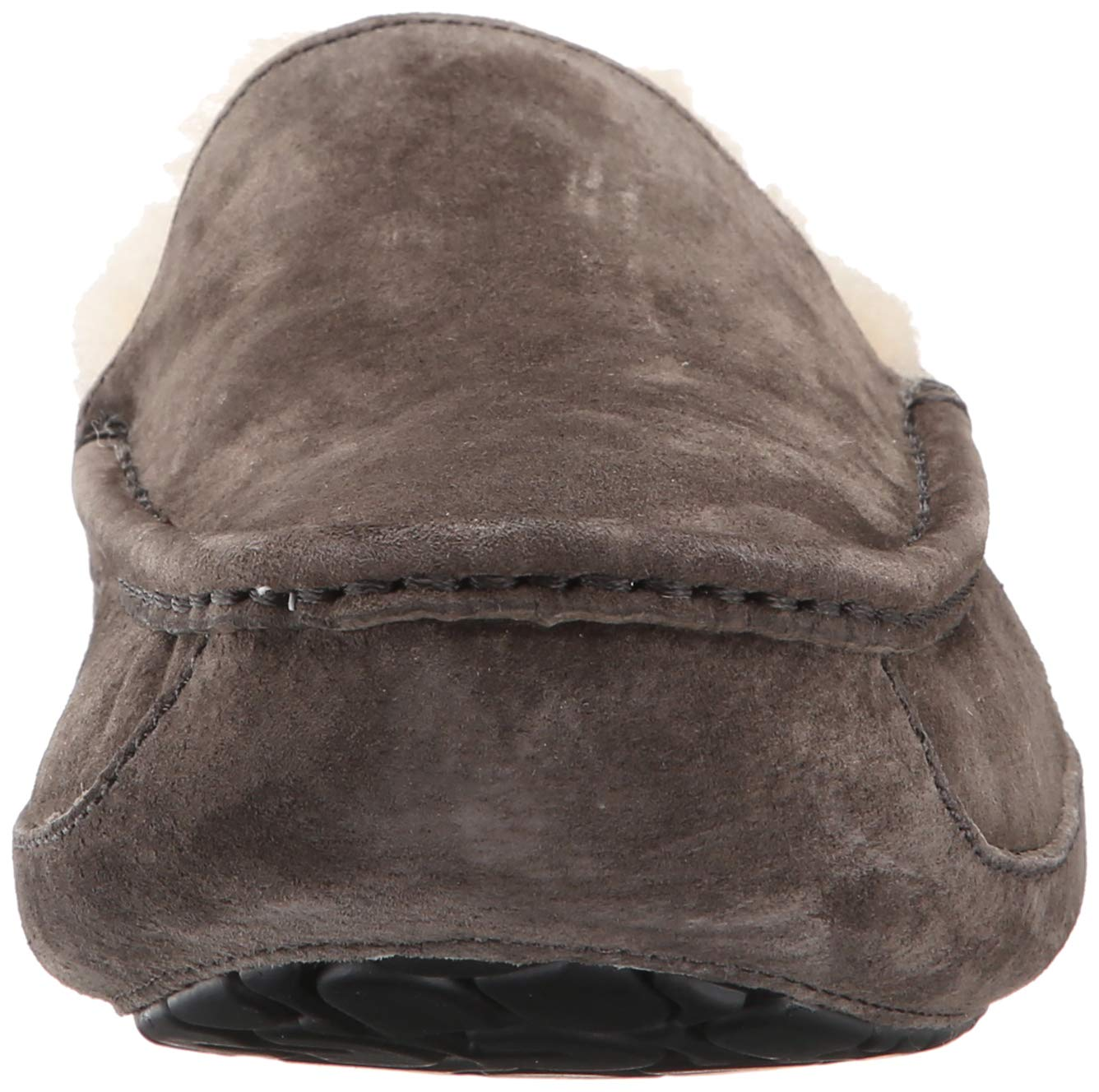 UGG Men's Ascot Slipper, Charcoal, 12 M US by UGG (Image #4)