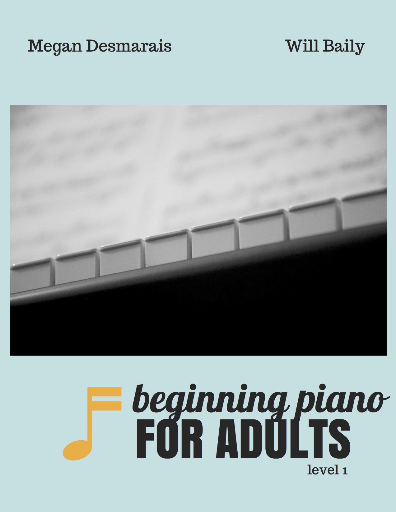 Beginning Piano For Adults [Online Code]