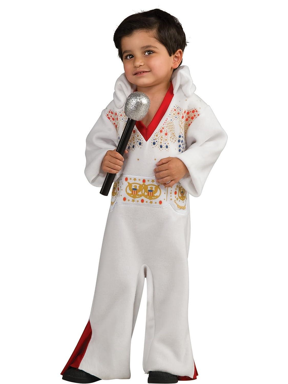 Rubies Disfraz de Elvis el Rey para bebé: Amazon.es: Juguetes y juegos