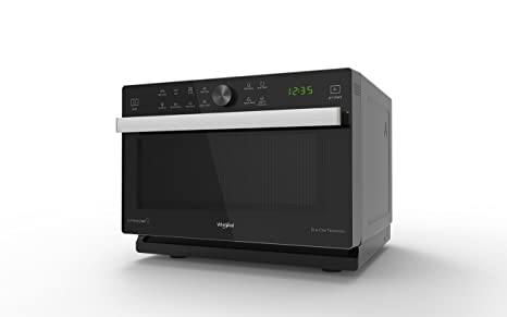 Whirlpool MWP 339 SB Forno a Microonde, Nero e Argento: Amazon.it ...