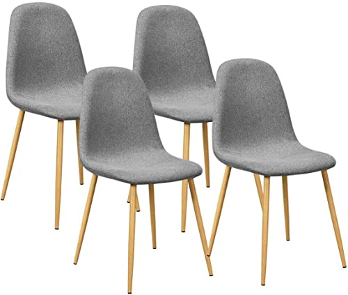 Giantex Set of 4 Kitchen Dining Chair