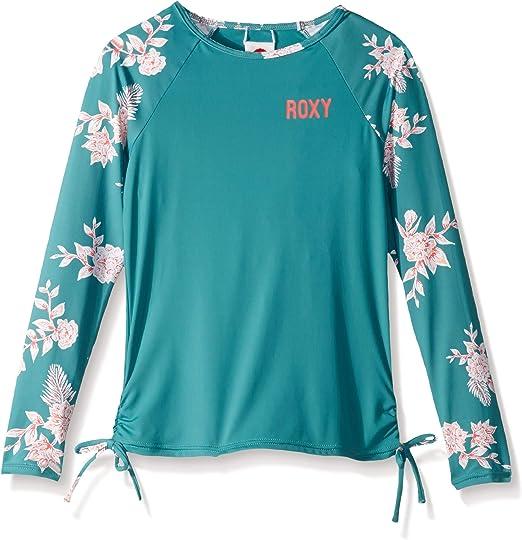 Roxy Big Girls Long Sleeve Fashion Rashguard