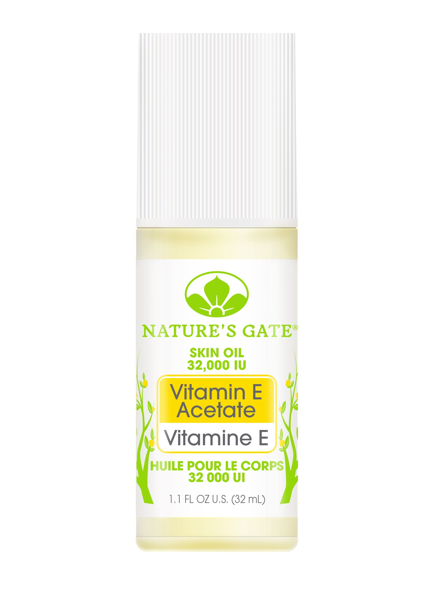 Amazon Com Nature S Gate Vitamin E Oil 40 000 I U 2