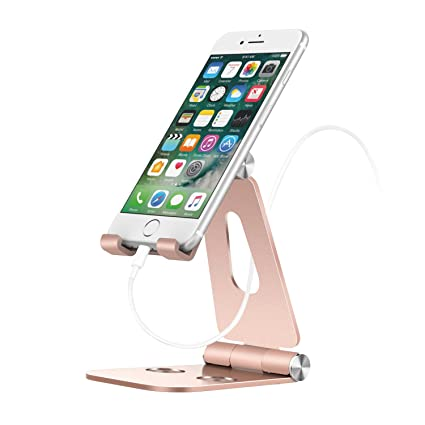 Able Phone Holder Stand For Iphone X Xs Max Foldable Mobile Phone Stand For Samsung Galaxy S9 S8 S10 Tablet Stand Desk Phone Holder Mobile Phone Holders & Stands