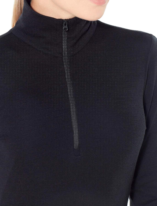 Icebreaker Merino 175 Everyday Merino Wool Base Layer Long Sleeve Half Zip