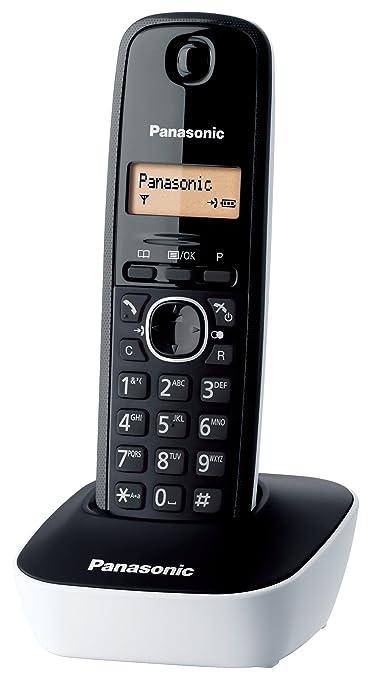 1069 opinioni per Panasonic KX-TG1611 Telefono Cordless Domestico con Base Montabile a Parete,