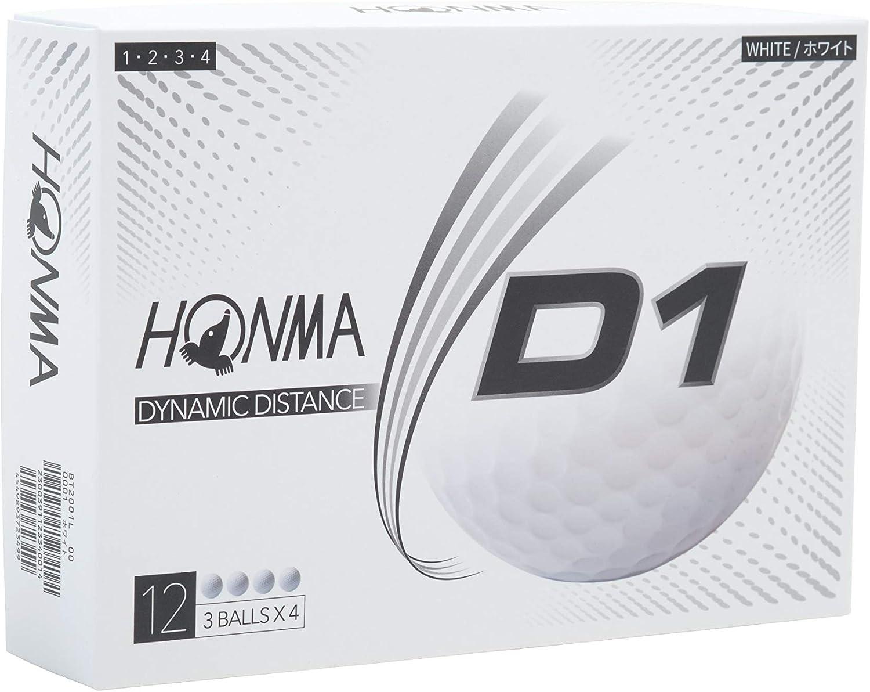 本間ゴルフ D1