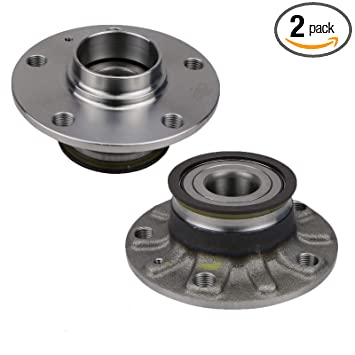 One Bearing Included With Two Years Manufacturer Warranty 2010 fits GMC Acadia Rear Hub Bearing Assembly