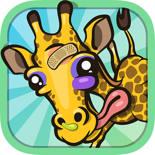 Giraffe Winter Sports Simulator (Trick Rims)