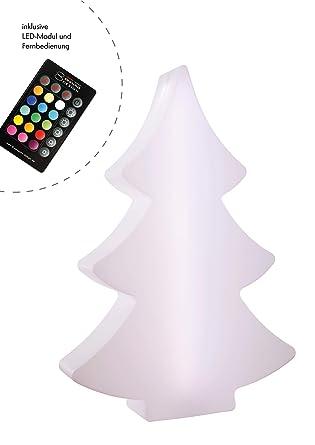 Tannenbaum Weiss Led.8 Seasons Design Designleuchte Led Tannenbaum Shining Tree 78 Cm Groß Multicolor Dimmbar Farbwechsel Fernbedienung Ip44 Indoor Outdoor