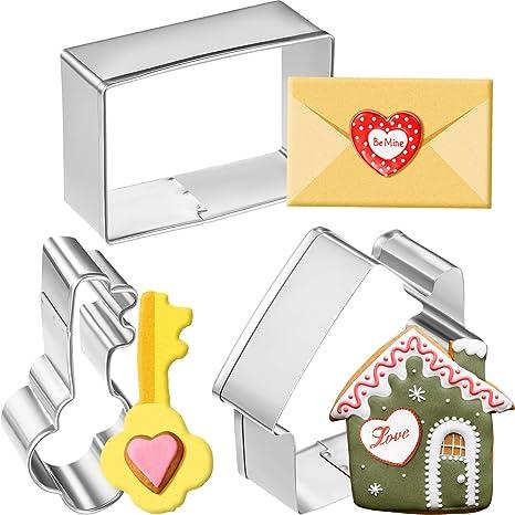 Fondant cutter Key Real Estate House Key Cookie Cutter Realtor