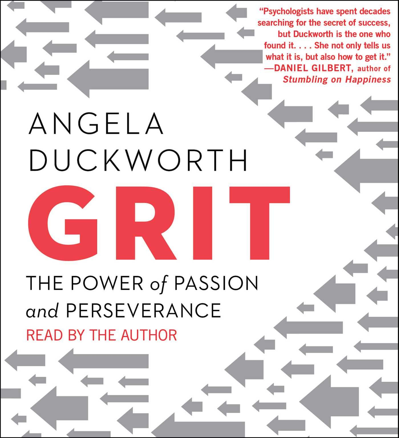 Grit angela duckworth