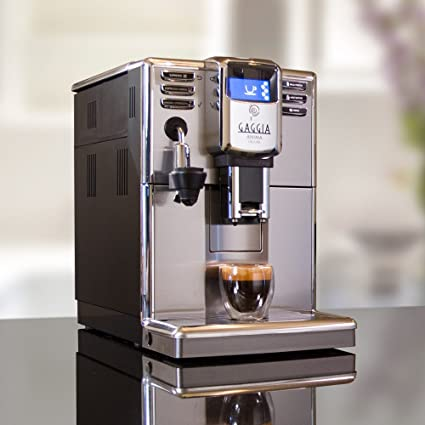 Amazon.com: Gaggia Anima Deluxe súper-automática Espresso ...