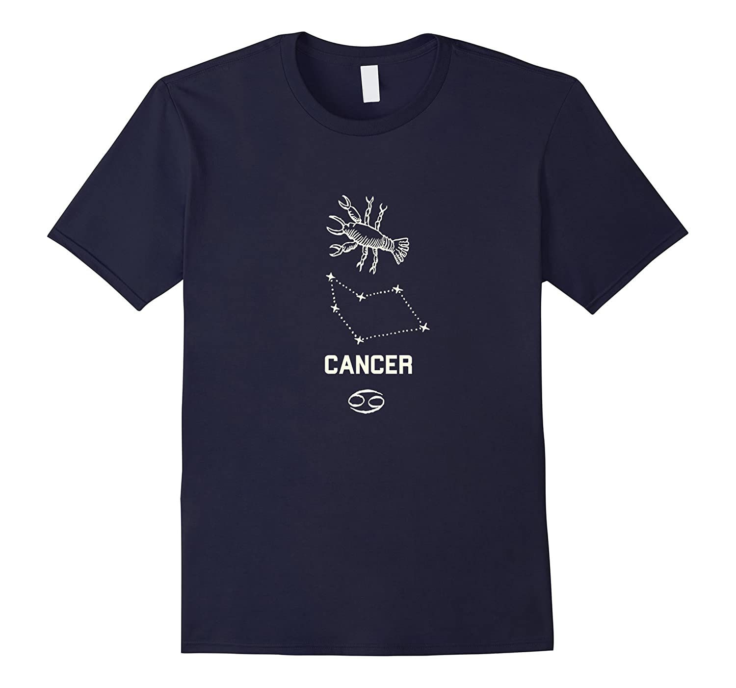 Cancer Zodiac Sign Classic Star Sign T-Shirt