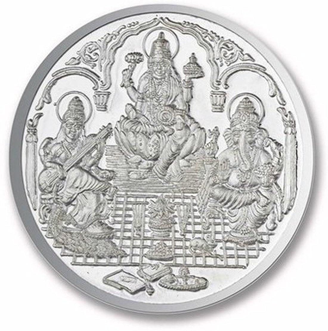 Ananth Jewels BIS Hallmarked 20 Grams Silver Coin
