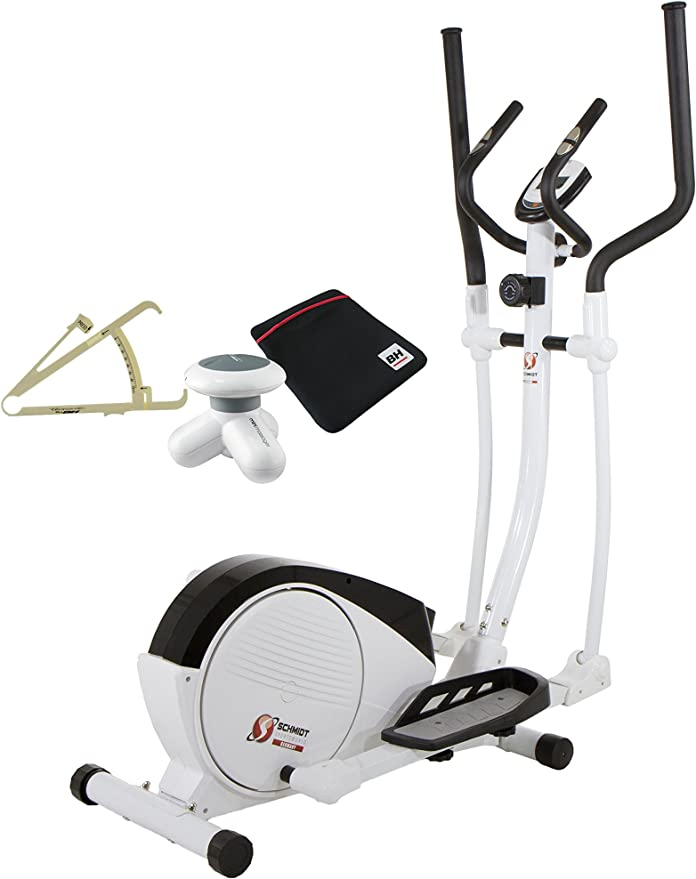 Schmidt by BH Bicicleta Elíptica Crosstrainer Elite 130 CT: Amazon.es: Deportes y aire libre