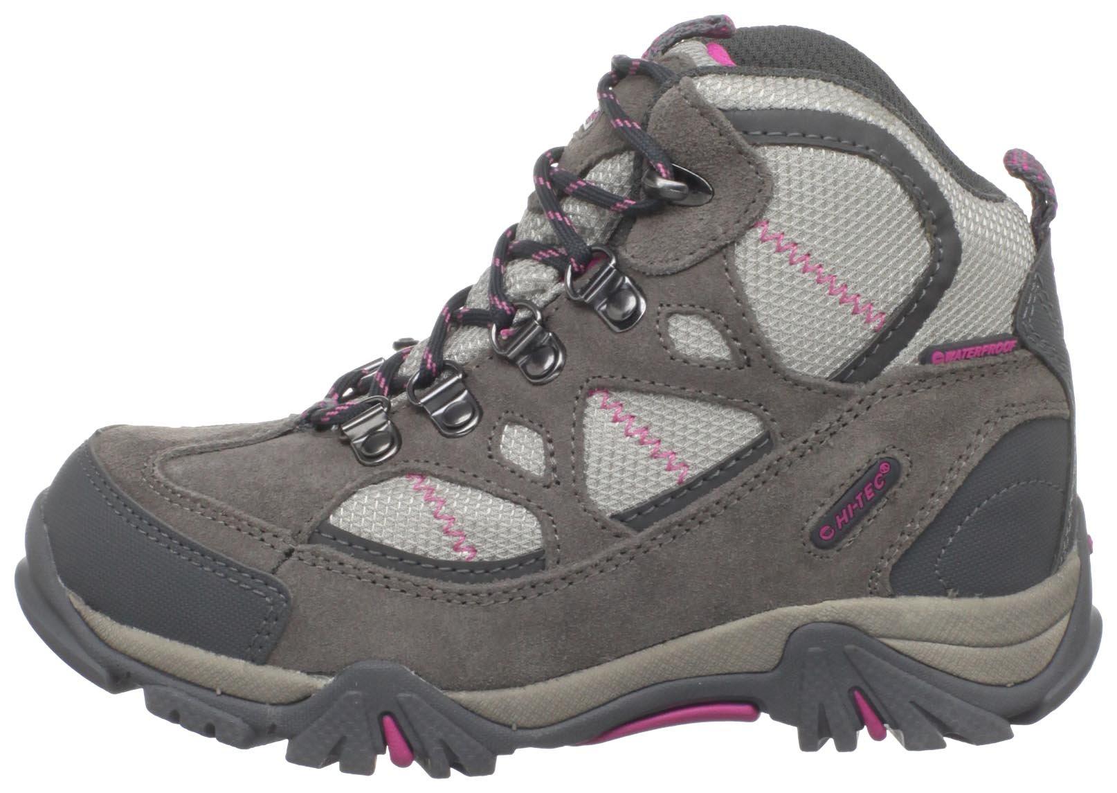 Hi-Tec Kid's Redondo Trail Boots,Gray,7 M Big Kid by Hi-Tec (Image #5)