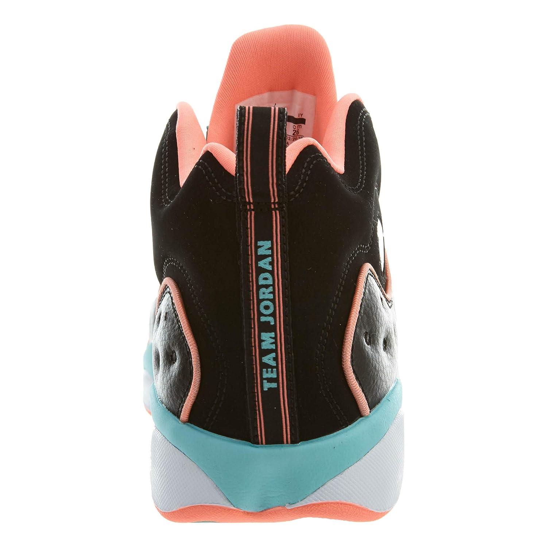 new styles 1eeb5 46671 Jordan Jordan820276-001 - Nike Jumpman Team II GS - 820276-001 - Noir -  Enfant Garçon  Amazon.fr  Chaussures et Sacs