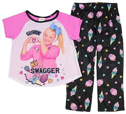 19acad140 Amazon.com  Jojo Siwa Nickelodeon Girls  Sweet is My Swagger 2 Piece ...