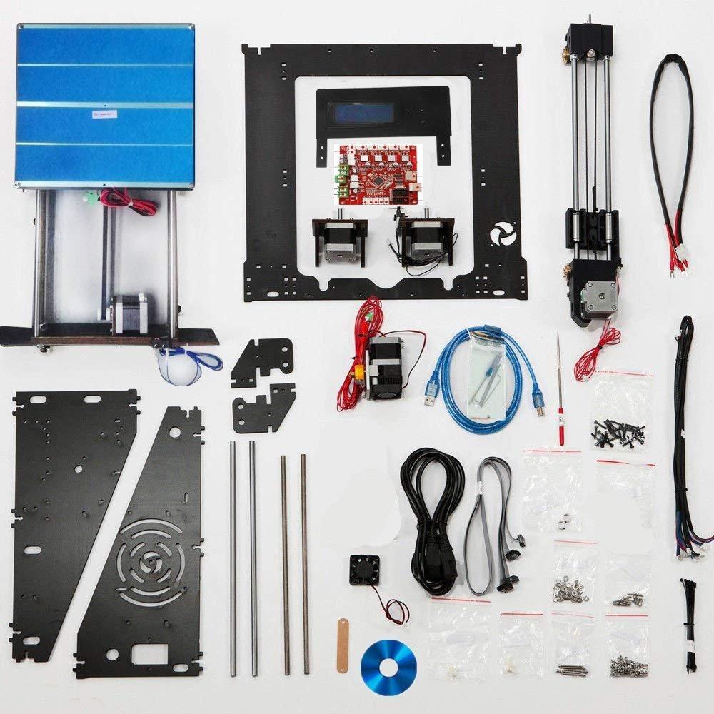 gucoco DIY 3d impresora, DIY-3D Printer, 1: Amazon.es: Industria ...