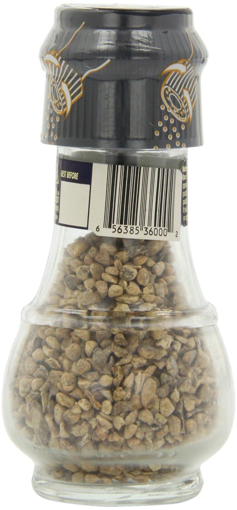 Drogheria & Alimentari All Natural Spice Grinder Nutmeg, 1.41-Ounce Jars (Pack of 3) by Drogheria & Alimentari (Image #2)