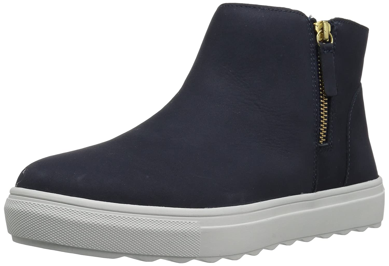 J Slides Women's Poppy Ankle Boot B074QQ6WK6 10 B(M) US|Navy