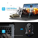 VicTsing Wireless Gaming Mouse with Unique Silent