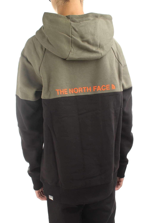 4d2879db8 THE NORTH FACE Youth Drew Peak Raglan Hoodie: Amazon.co.uk: Clothing
