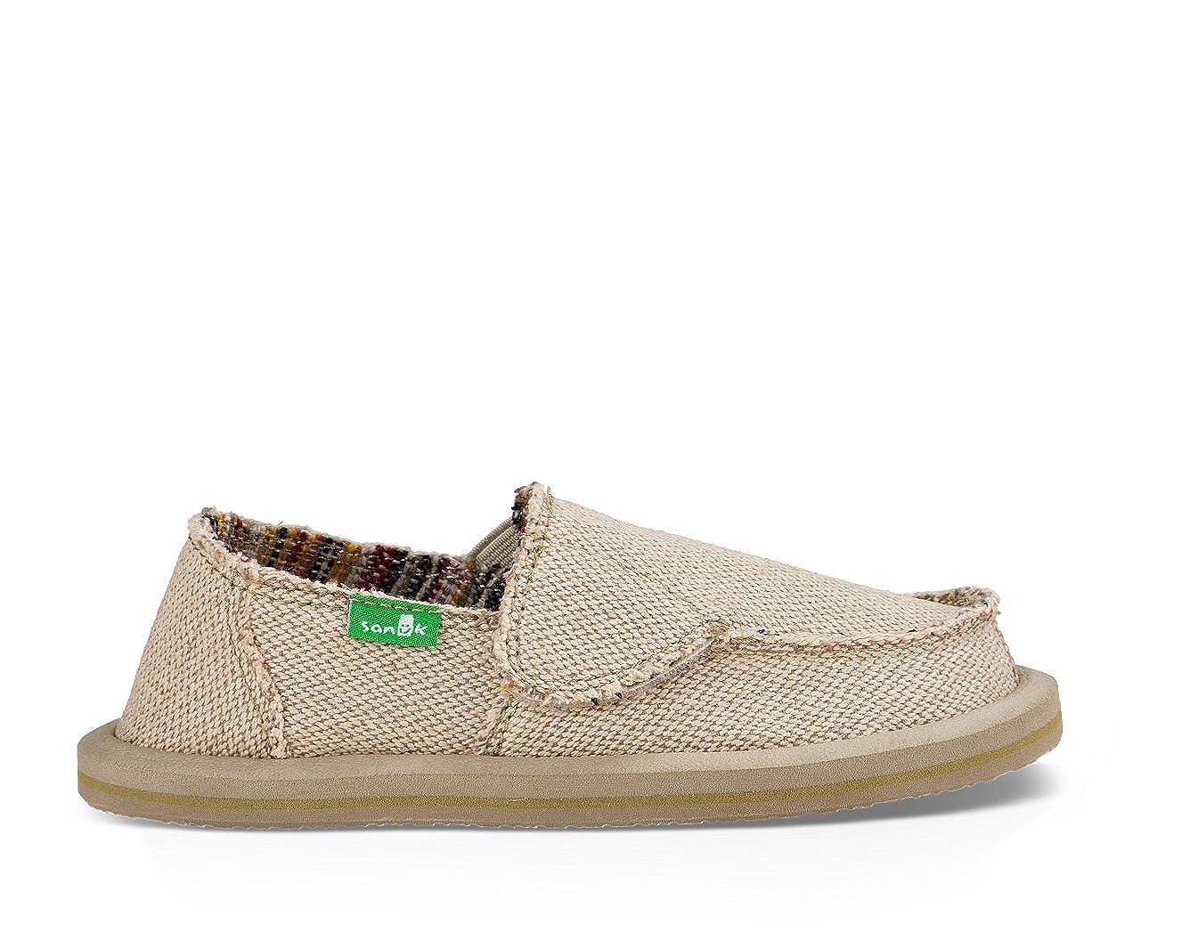 Sanuk Girls Kids Lil Donna Knitster Shoe /& Oxy Cleaner Bundle