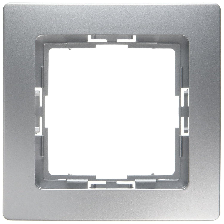 silber, Kopp 308720064 4-fach Rahmen Paris