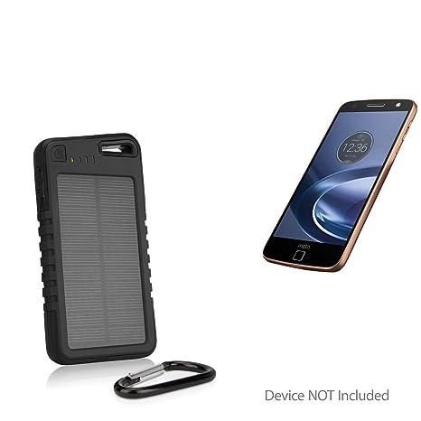 Amazon.com: Batería para Motorola Moto G6, BoxWave [Solar ...