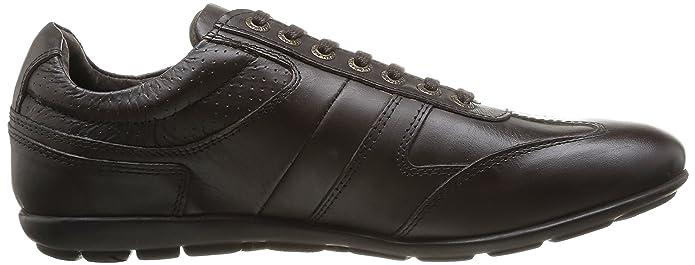 Rufus, Sneaker uomo Marrone Marron (92 Marron Foncé) 40 Kaporal