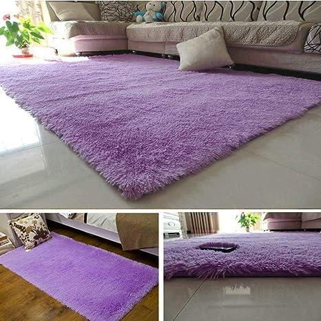 Carpet Room Fluffy Rugs Anti Skiding Shaggy Area Rug
