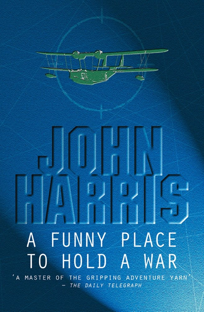 A Funny Place To Hold A War pdf epub