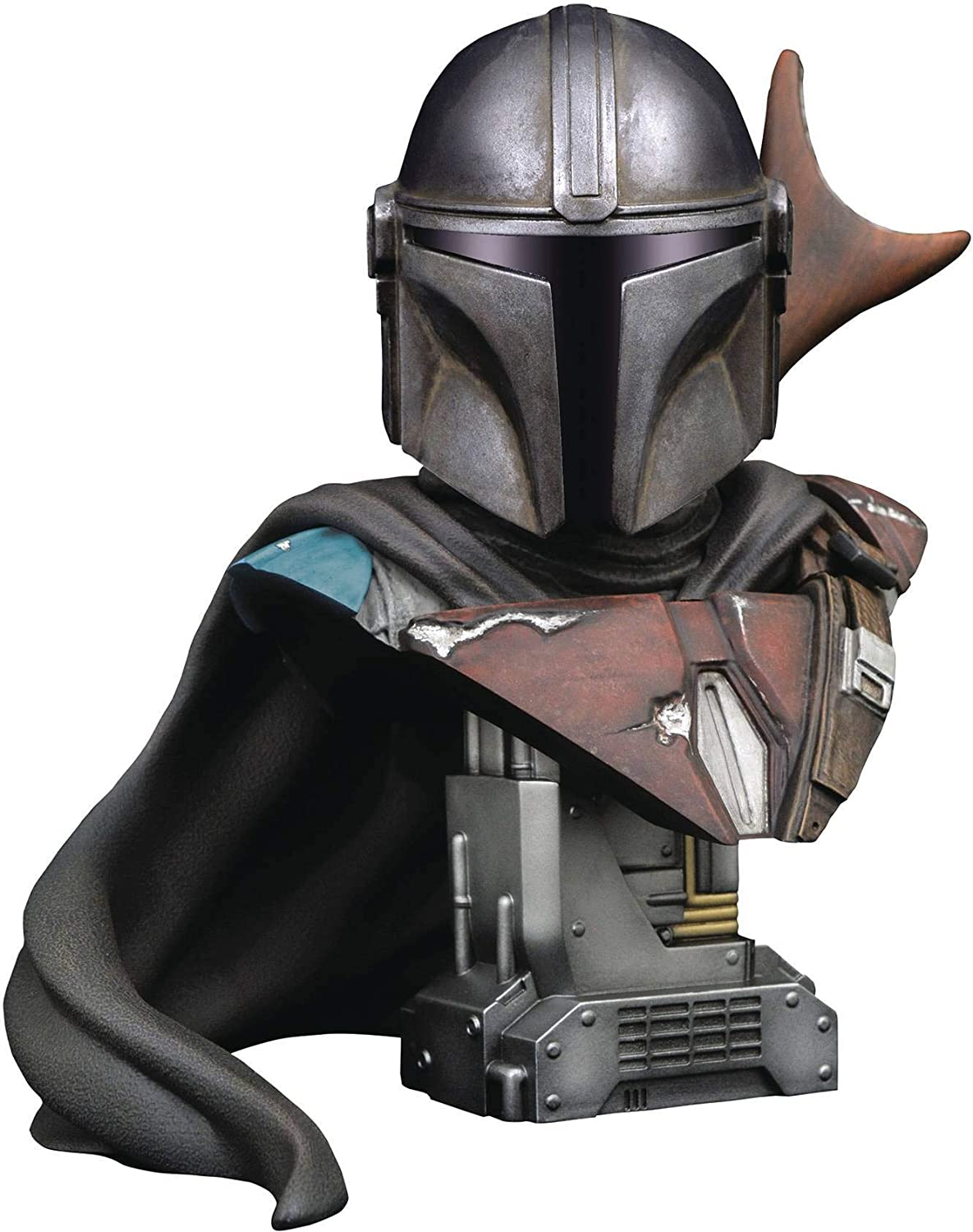 DIAMOND SELECT TOYS Star Wars The Mandalorian Legends in 3-Dimensions 1:2 Scale Bust Multicolor