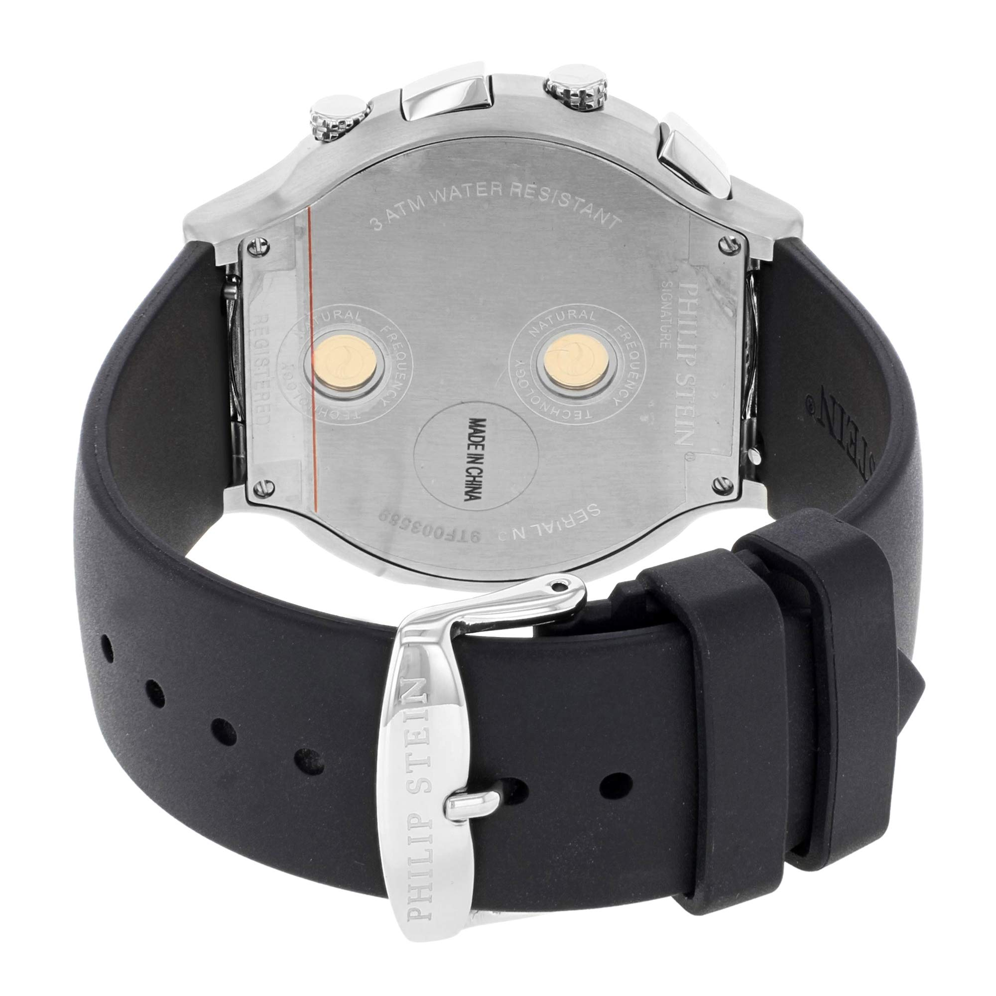Philip Stein Chrono Analog-Quartz Male Watch 9-CRB3-CB (Certified Pre-Owned) by Philip Stein (Image #4)