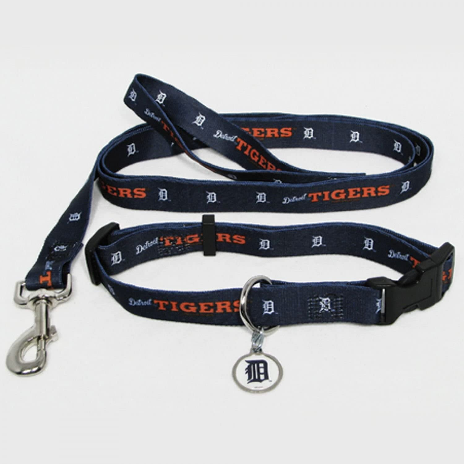 Hunter MFG 3//4-Inch Detroit Tigers Adjustable Harness Medium