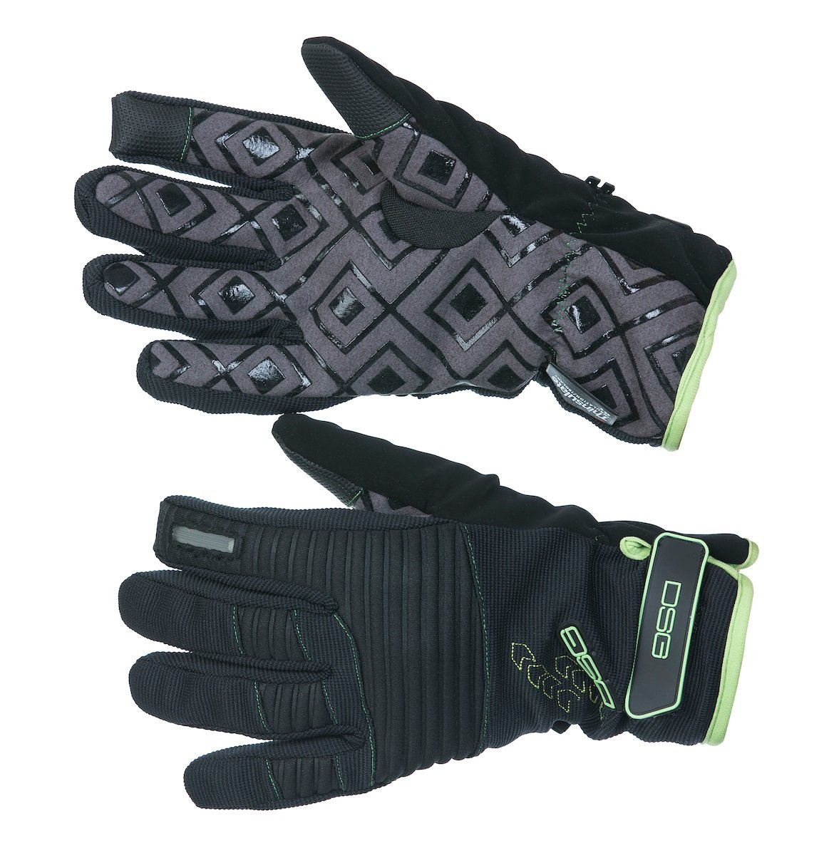 DSG Outerwear Versa-Style Gloves, Green Apple, X-Small