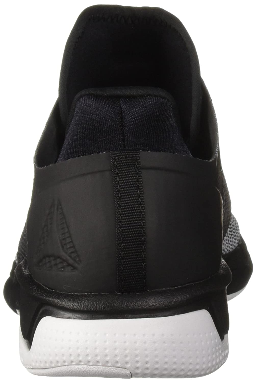 Reebok Women's Fast Flexweave Running Shoe B077Z99PKK 9.5 B(M) US|Black/Dreamy Blue/White/S