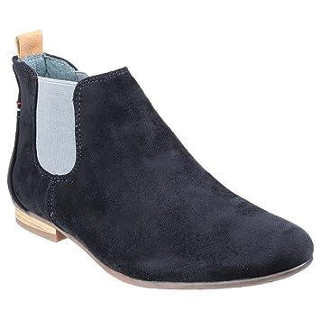El mayor proveedor en línea Precio barato Sast Divaz Womens/Ladies Pisa Fleece Lined Casual Fashion Ankle Boots AA6rCo