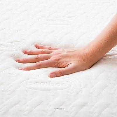 lucid 12 memory foam mattress LUCID 12 Inch Memory Foam Mattress Reviews lucid 12 memory foam mattress