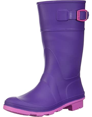 b403a59608 Kamik Kids' Raindrops Rain Boot