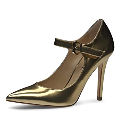 874c0964117a Alina Escarpins Femme Cuir Brush: Amazon.fr: Chaussures et Sacs