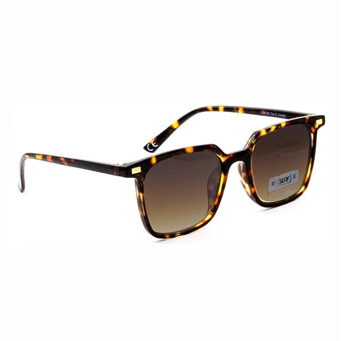 Occhiali Da Sole Uomo Marca Isurf Piu' Modelli Disponibili Con Montatura Nera Lente Nera / Neri (mod. Moscot) 01t5v