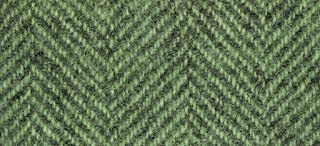 "product image for Weeks Dye Works Wool Fat Quarter Herringbone Fabric, 16"" by 26"", Dried Sage"