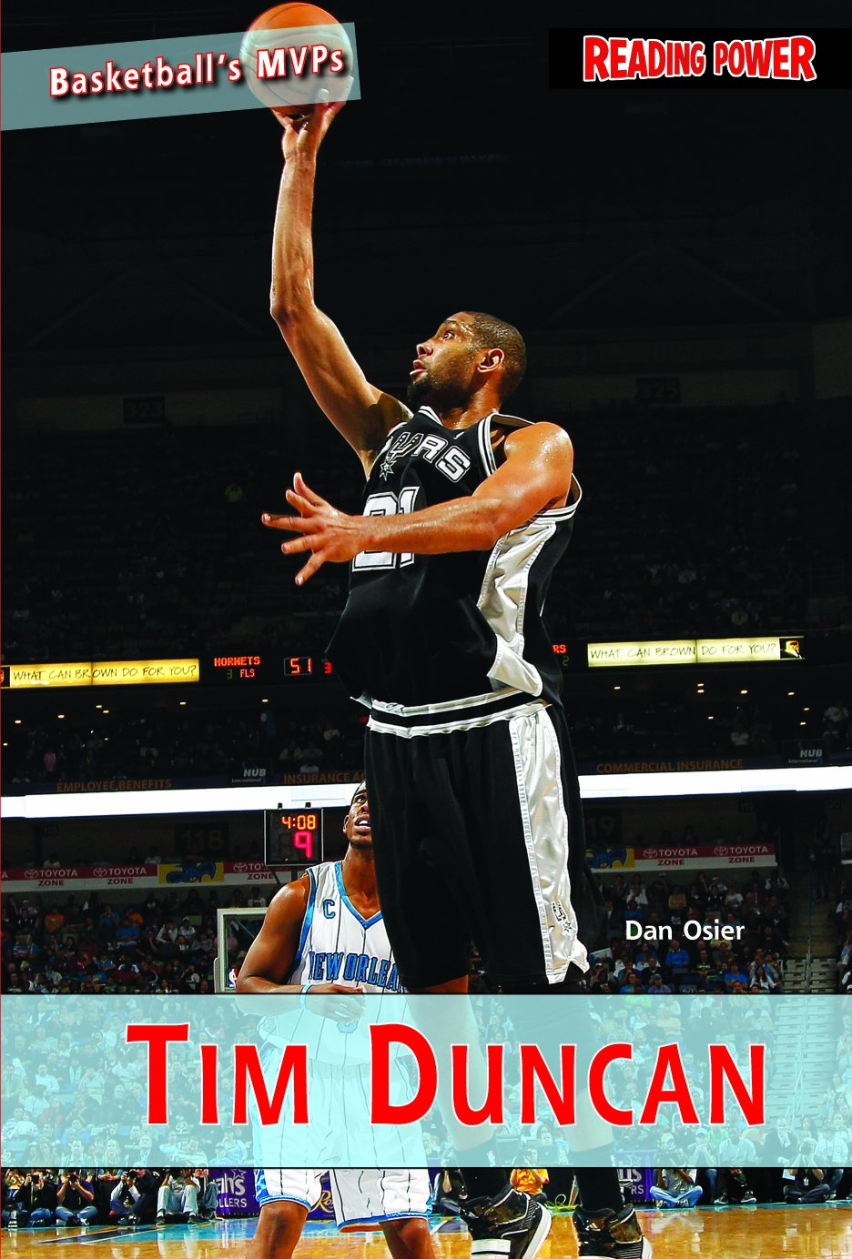 Tim Duncan (Basketball's MVPs)