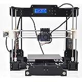 Loee 3D Desktop Printer Prusa i3 DIY High Accuracy CNC Self Assembly