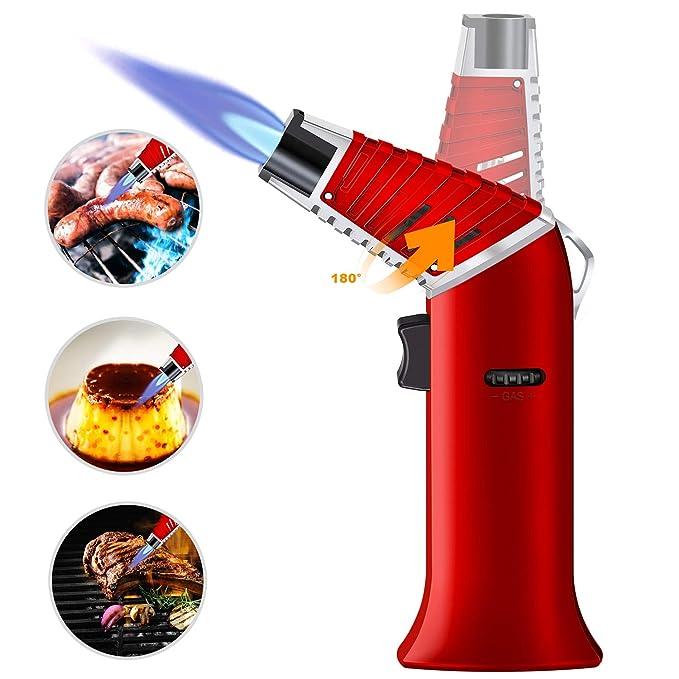 26 opinioni per GolWof Torcia Cucina Professionale Accenditore a Torcia Bruciatore Cucina